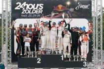Belgium Racing pakt Belgische titel met podium in 24H Zolder
