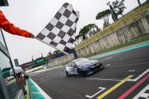 Vallelunga: Mikel Azcona eerste grote winnaar