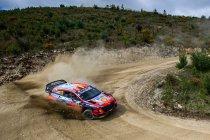 WRC: Neuville schuift op naar tweede plaats