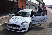 Aanpassing organisatie en kalender Ford Fiesta Sprint Cup BE & NL