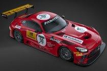 24H Spa: Hubauto Racing met Mercedes in Pro-Cup