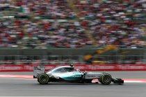 Mexico: Rosberg zegeviert - podium voor Bottas