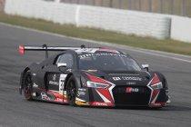 Barcelona: ISR Audi op pole - Frijns en Ide slepen derde startplaats in de wacht