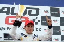 Auto GP: Donington: Vittorio Ghirelli doet beste zaak in het kampioenschap