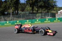 België: Max Verstappen snelste in Red Bull 1-2 tijdens tweede training