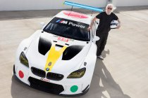 24H Daytona: BMW stoomt art car klaar (+ Foto's)