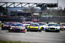 Blancpain Sprint Series te gast op Circuit Zolder in prestigieus weekend