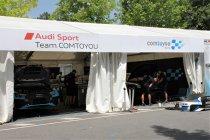 Comtoyou Racing in Vila Real geplaagd door aandrijfasproblemen