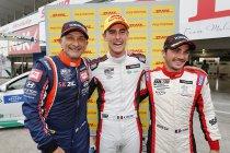 Suzuka: Kevin Ceccon bezorgt Alfa Romeo en Mulsanne Racing eerste pole