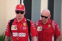 Räikkönen reeds volgende week aan de slag bij Sauber