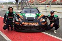 GT Open: Dylan Derdaele test met Corvette GT3 in Spanje