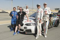 24H Dubai: Podiumplaats in Cup1 voor QSR Racing Team