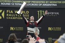 Argentinië: Kers op de taart voor Solberg - Olbergs MSE (Ford) pakt titel bij teams