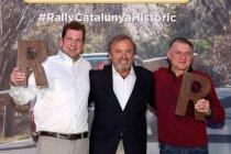 Ruben Maes en Michel Périn winnen met Porsche 914/6 Rally Catalunya Historic