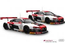 Het Belgian Audi Club Team WRT is klaar voor het hoogtepunt van het seizoen!