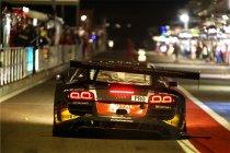 24H Spa: Ook #13 Audi uit de race voor de zege na aanrijding met tragere deelnemer