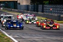 Zolder Superprix: Verhitte strijd in alle divisies Supercar Challenge