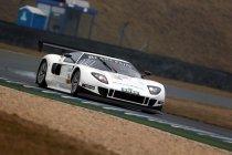 ADAC GT Masters: Nico Verdonck met Frank Kechele op de Lambda Ford GT