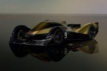 Lotus toont concept design voor 2030 endurance racewagen