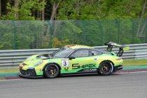 Spa : Beide EMG Motorsport Porsche's op het podium