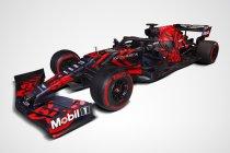 Red Bull toont RB15 met opvallende testlivery