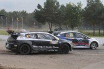 BK Rallycross start dit weekend zonder drievoudig kampioen Van Mechelen