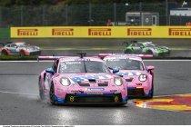 Spa: Dylan Pereira wint 300ste race Mobil 1 Porsche Supercup