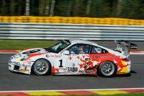 24H Zolder: First Motorsport schrapt Porsche 997 Cup van de inschrijvingslijst