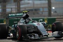Abu Dhabi: Nico Rosberg opnieuw op pole