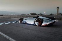 Zoute GP: Stoffel Vandoorne en Mercedes-Benz Vision EQ Silver Arrow present
