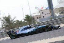 Bahrein: Lewis Hamilton krijgt gridpenalty