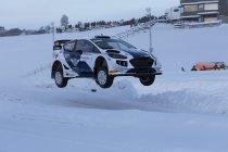 Bottas debuteert met top vijf, Lindholm wint Arctic