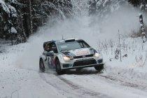 Rally van Zweden: Ogier (VW Polo) wint kwalificatie