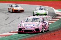 Porsche Supercup: Stiermarken: Dylan Pereira geeft de tegenstand het nakijken