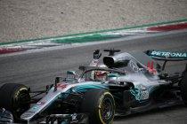 Mexico: Hamilton vijf tellen verwijderd van vijfde wereldtitel
