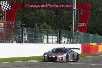 24H Spa: Audi wint ongemeen spannende editie