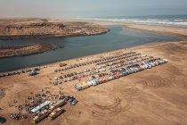 Morocco Desert Challenge nog voor de start opgeschrikt door dodelijk ongeval