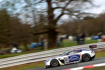 Oulton Park: Tweemaal Aston Martin op pole
