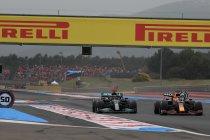 GP Frankrijk: Verstappen wint heerlijk duel met Hamilton