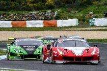 Estoril: Dubbelslag voor Ferrari