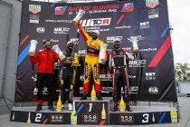 Slovakia Ring: JK Vernay tweemaal bestraft, virtueel podium voor Gilles Magnus in race 3