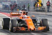 Wintertesten Barcelona, dag 7: Opnieuw problemen voor Stoffel Vandoorne's McLaren