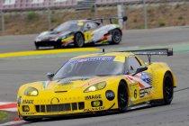 Portimão: Race 1: Autoritaire zege van de SRT Corvette van Soulet en Tutumlu