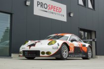 ProSpeed Competition onthult nieuwe 911 RSR GTE
