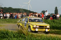 Rally van Ieper Historic: Reacties en timing