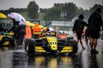 Hungaroring: Victor Martins tot winnaar uitgeroepen van ingekorte race
