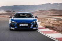 Audi R8 krijgt facelift (+ Foto's)