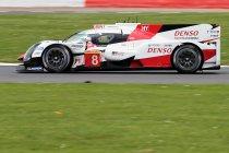 6H Silverstone: Toyota wint na spannende strijd