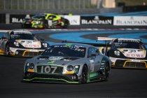 Paul Ricard: Bentley pakt eindelijk eerste zege met de nieuwe Continental GT3