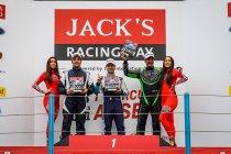 Jack's Racing Day: Volle winst voor Milan De Laet